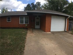 821 E Steed Dr, Midwest City